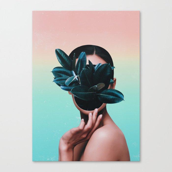 FACE PLANT Canvas Print