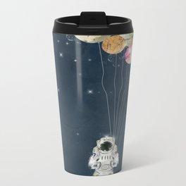 solar collector  Metal Travel Mug