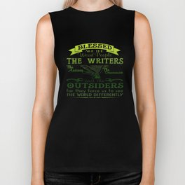 Writers, Artists, Dreamers Biker Tank