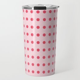 Pink Mandala Pattern 2 Travel Mug