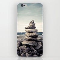 magic the gathering iPhone & iPod Skins featuring Gathering by Olivia Joy StClaire