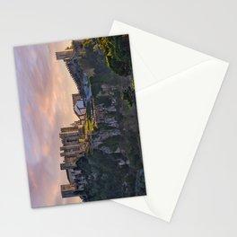 Castelo de Obidos, Estremadura, Portugal Stationery Cards