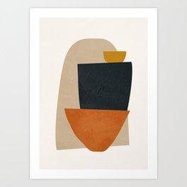 Abstract Art5 Art Print