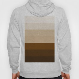 Coffee Liqueur and Cream Mix - Abstract Hoody