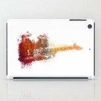 bass iPad Cases featuring Bass Guitar by jbjart