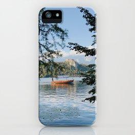 Bled, Slovenia iPhone Case