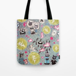 The Night of Perseid Tote Bag