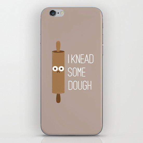 Short Bread iPhone & iPod Skin