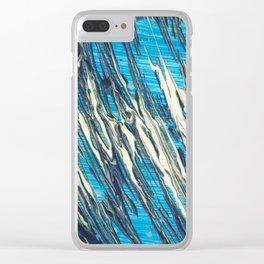 The March Clear iPhone Case