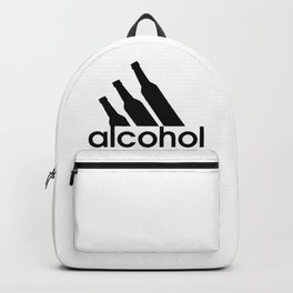 Alcohol Backpack