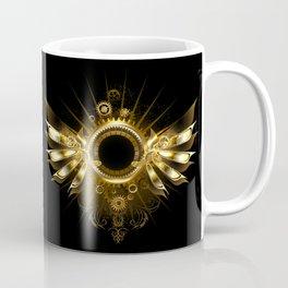 Mechanical Wings ( Steampunk Wings ) Coffee Mug