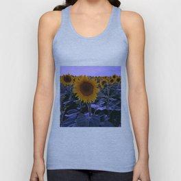 sunflower wonderland Unisex Tank Top