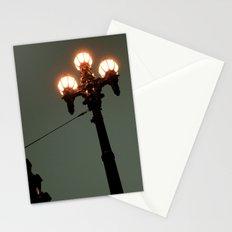 Street Light Stationery Cards