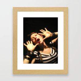 My Brightest Diamond Framed Art Print