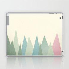 Snowy Mountains Laptop & iPad Skin
