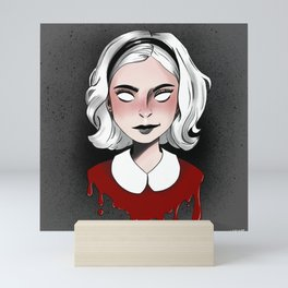 Queen of Hell Mini Art Print