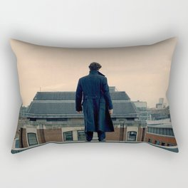 Sherlock Falls Rectangular Pillow