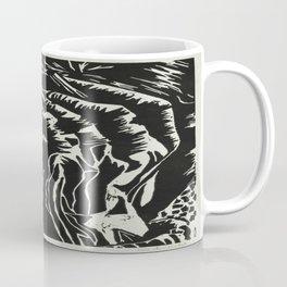 Exhale, Inhale Coffee Mug