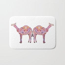 Henna Camel Bath Mat