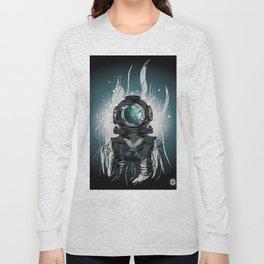 Deep Space Diver Long Sleeve T-shirt