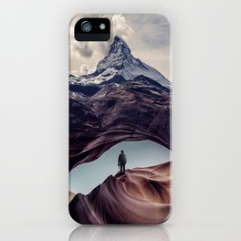 The Great Outdoors II iPhone Case