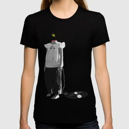 deflated T-shirt