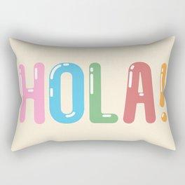 Hola! Rectangular Pillow