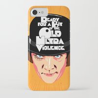 ultraviolence iPhone & iPod Cases featuring Ultraviolence! by Butcher Billy