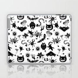 Ghibli creatures Laptop & iPad Skin
