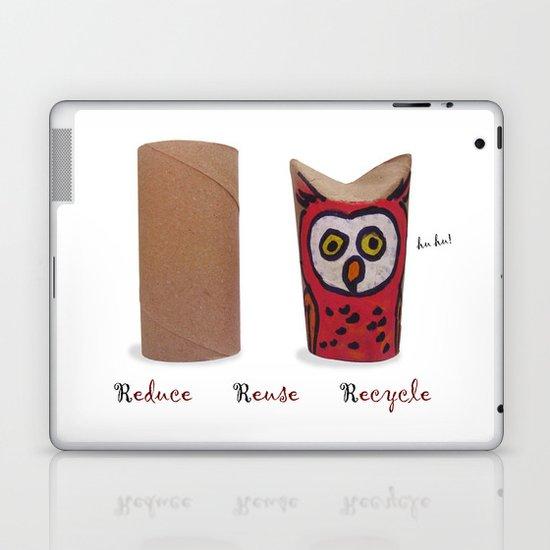 3R Laptop & iPad Skin