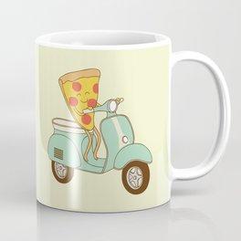 pizza delivery Coffee Mug