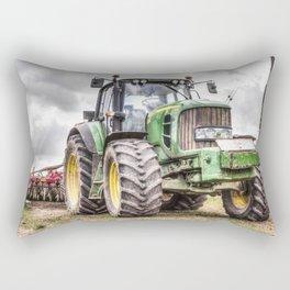 Tractor 2 Rectangular Pillow