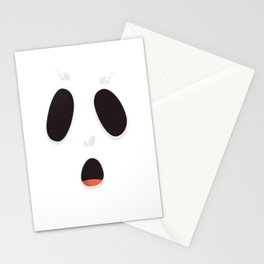 Sheet Face Stationery Cards