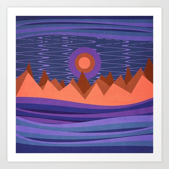 Textures/Abstract 121 Art Print