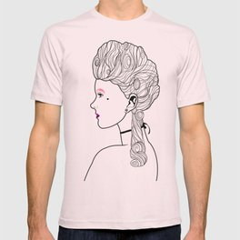Marie Antoinette T-shirt