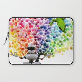Candy Buttons Laptop Sleeve