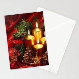 Holiday Christmas Christmas Tree Christmas Ornamen Stationery Cards