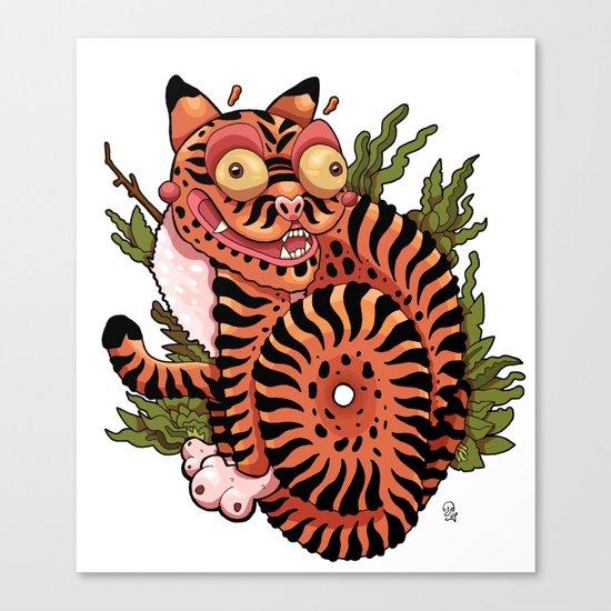 Minhwa Canvas Print