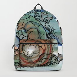 Life on the Earth Backpack