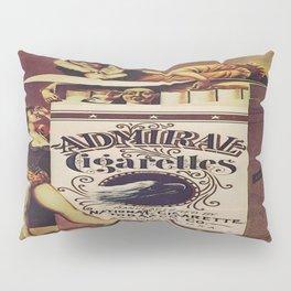 Vintage poster - Admiral Cigarettes Pillow Sham