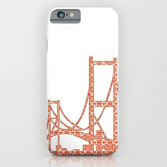 Architecture - Golden Gate Bridge iPhone & iPod Case