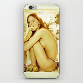 Hungry iPhone Skin