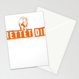 funny unicorn rhino saying obesity gift Stationery Cards
