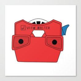 View Master Canvas Print