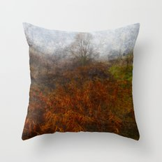 The 'Zone' Throw Pillow