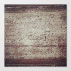 Brick Texture Canvas Print