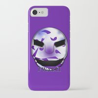 shadow iPhone & iPod Cases featuring Shadow  by FWAETI