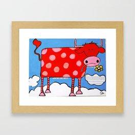 Til the Cows Come Home Framed Art Print