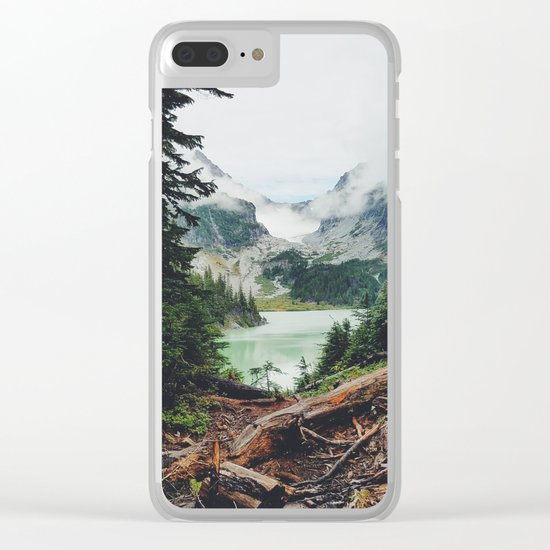 Landscape photography I Clear iPhone Case