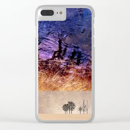 Desert-Dream 2 Clear iPhone Case